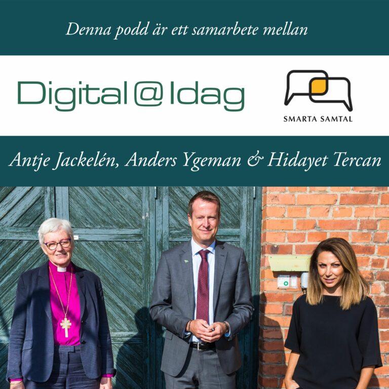 Digital@Idag I Smarta samtal #15 Makten över tekniken
