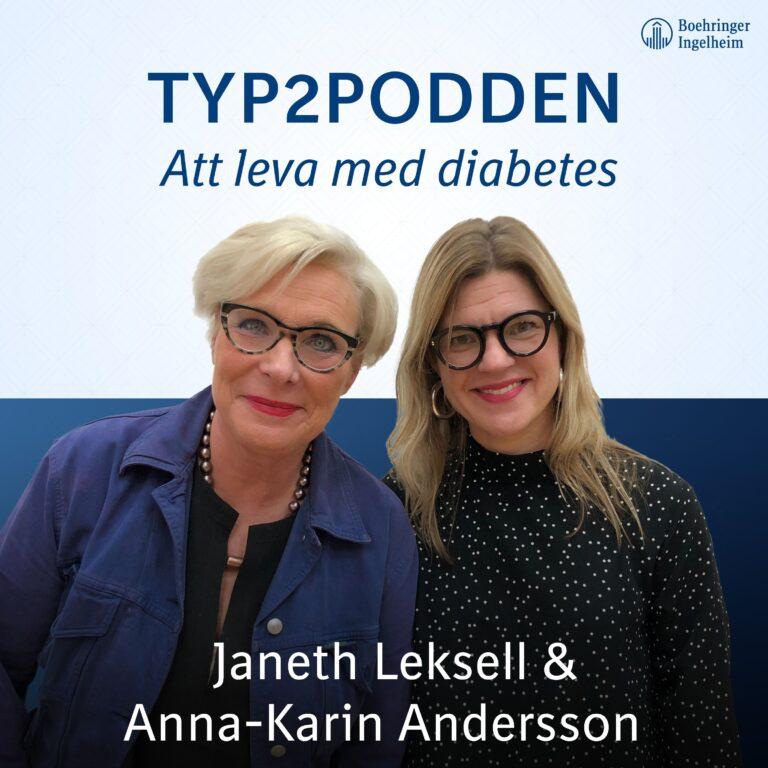 Typ2podden - att leva med diabetes