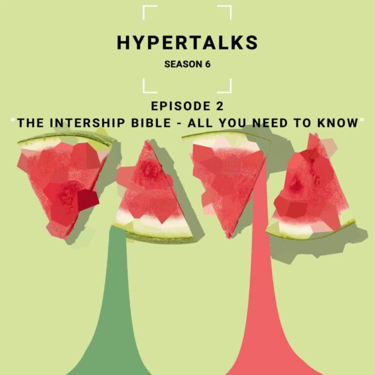Season 6  E2 – The Internship Bible – All You Need To Know