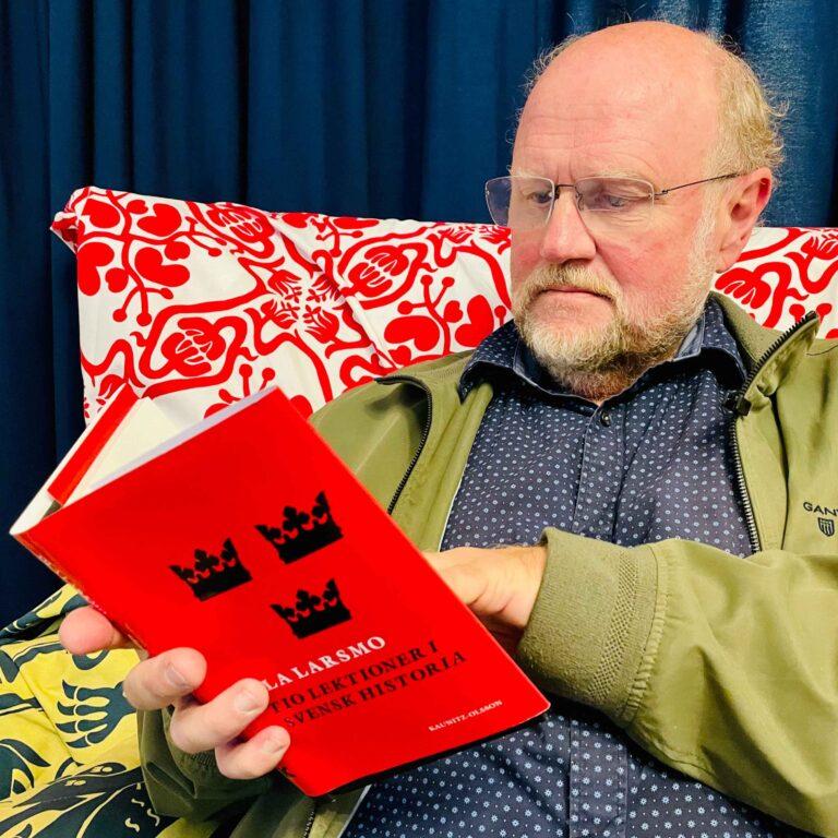 """Politiska historieförfalskningar och boken """"Tio lektioner i svensk historia"""""""