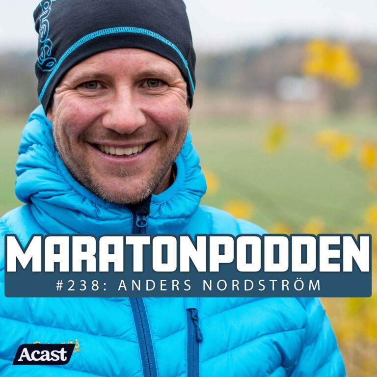 """#238: Anders """"Fot-Anders"""" Nordström, slipp hälsporren, smartaste vinterlöpningen, stegfrekvens med mera – stor frågespecial!"""